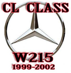 MERCEDES clk w215  SRS , PASSENGER AIRBAG SEAT OCCUPANCY/ CHILD RECOGNITION UNIT - BYPASS